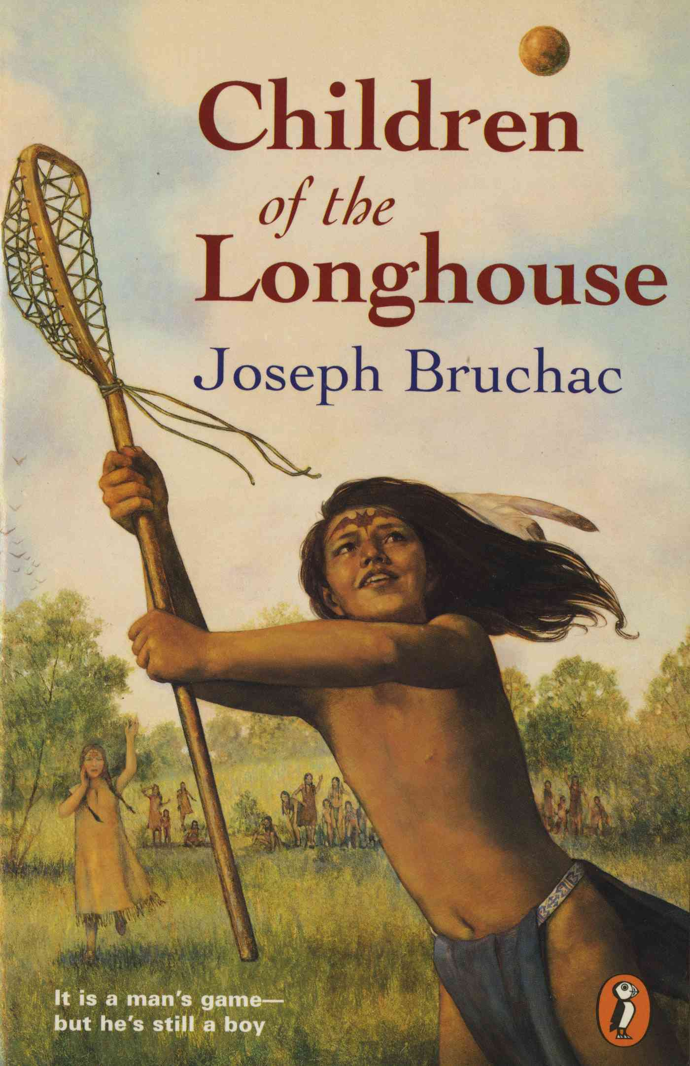 Children of the Longhouse By Bruchac, Joseph