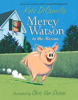 Mercy Watson to the Rescue By DiCamillo, Kate/ Van Dusen, Chris (ILT)
